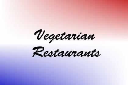 Vegetarian Restaurants Image