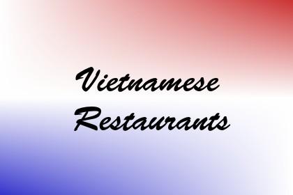 Vietnamese Restaurants Image