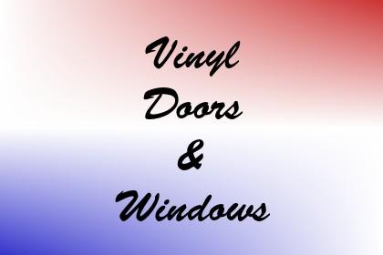 Vinyl Doors & Windows Image