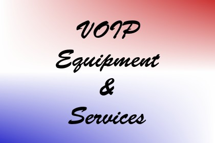 VOIP Equipment & Services Image
