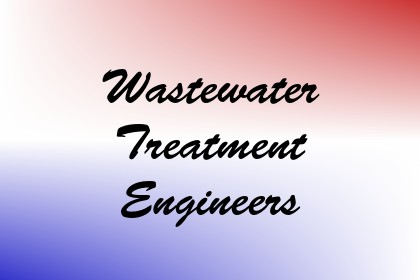 Wastewater Treatment Engineers Image