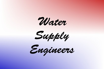 Water Supply Engineers Image