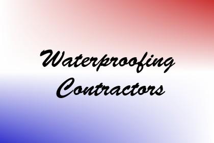 Waterproofing Contractors Image