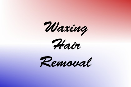 Waxing Hair Removal Image