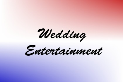 Wedding Entertainment Image