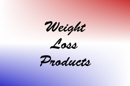 Weight Loss Products Image
