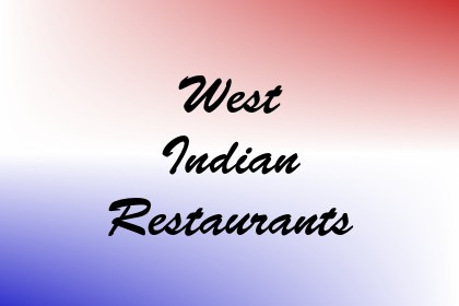 West Indian Restaurants Image
