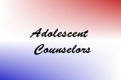 Adolescent Counselors