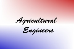Agricultural Engineers