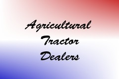Agricultural Tractor Dealers
