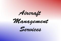 Aircraft Management Services