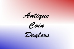 Antique Coin Dealers