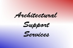 Architectural Support Services
