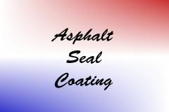 Asphalt Seal Coating