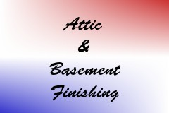 Attic & Basement Finishing