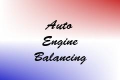 Auto Engine Balancing