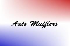 Auto Mufflers
