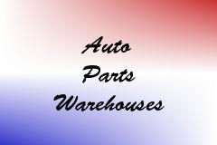 Auto Parts Warehouses