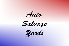 Auto Salvage Yards