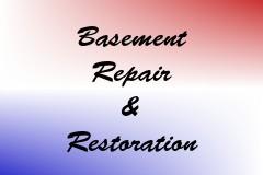 Basement Repair & Restoration