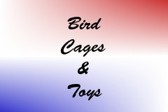 Bird Cages & Toys