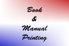 Book & Manual Printing