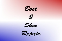 Boot & Shoe Repair