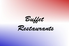 Buffet Restaurants