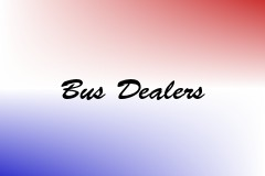 Bus Dealers