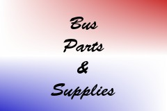 Bus Parts & Supplies