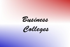 Business Colleges