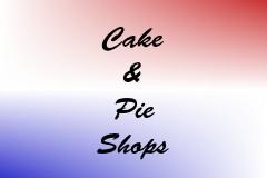 Cake & Pie Shops