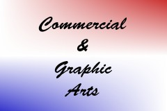 Commercial & Graphic Arts