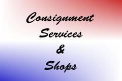 Consignment Services & Shops