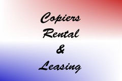 Copiers Rental & Leasing
