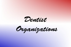 Dentist Organizations