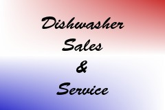 Dishwasher Sales & Service