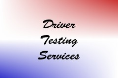 Driver Testing Services