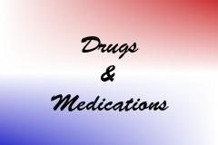 Drugs & Medications
