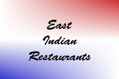 East Indian Restaurants