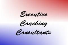 Executive Coaching Consultants