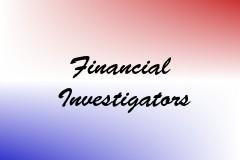 Financial Investigators