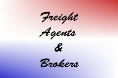 Freight Agents & Brokers