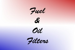Fuel & Oil Filters