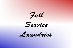Full Service Laundries