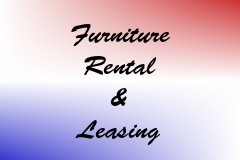 Furniture Rental & Leasing