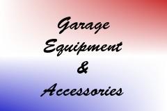 Garage Equipment & Accessories