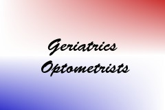 Geriatrics Optometrists