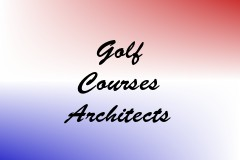 Golf Courses Architects