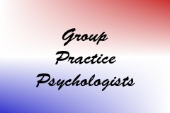 Group Practice Psychologists